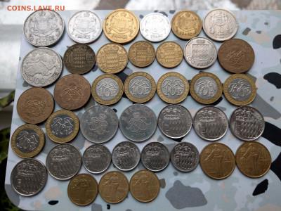 Монеты Монако с 1943 ФИКС до 22.11 - IMAG9408