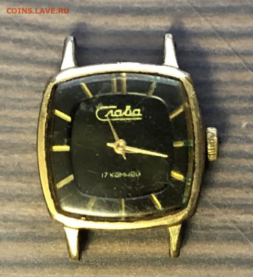 Часы позолоченные славу ау5 с 1р до 28.11.20 в 22.00 по мск - 115C2D79-811E-48E5-B836-E6D34D1CA70C