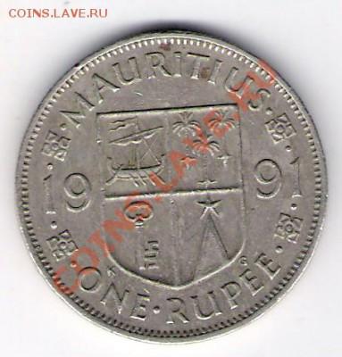 МАВРИКИЙ 1 рупия 1991, до 30.09.11 22-00мск. - сканирование0079