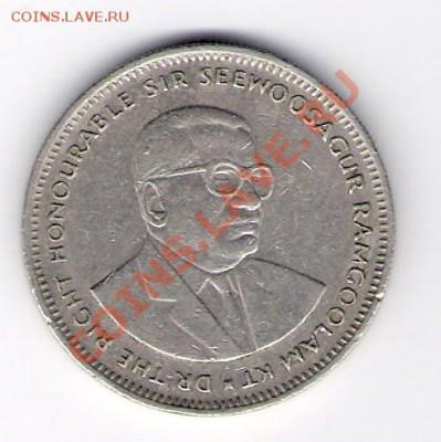 МАВРИКИЙ 1 рупия 1991, до 30.09.11 22-00мск. - сканирование0080