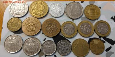 Монеты Монако с 1943 ФИКС до 22.11 - IMAG9419_2