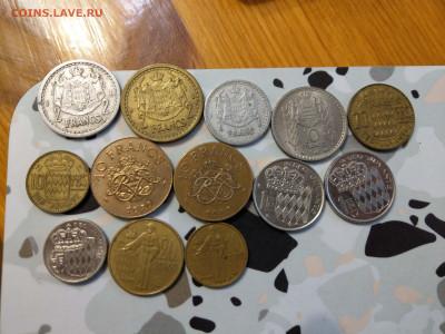 Монеты Монако с 1943 ФИКС до 22.11 - IMAG9420