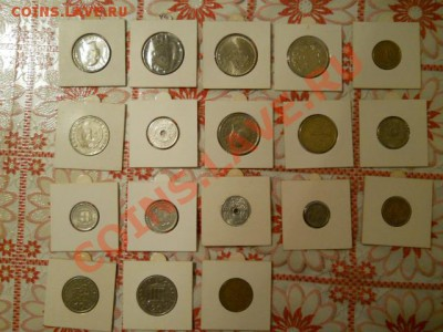 Греция, красивые монеты от 1882 до 1988 (есть и 1965 год) - 2.JPG
