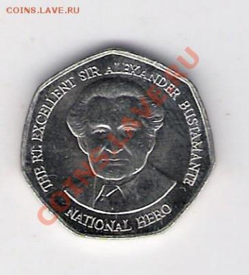 ЯМАЙКА 1 доллар 2003, до 30.09.11 22-00мск. - сканирование0110