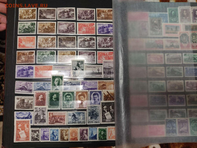 Коллекция марок раннего СССР, на оценку. - IMG_20201125_192919_thumb