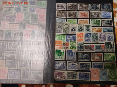 Коллекция марок раннего СССР, на оценку. - IMG_20201125_192734_thumb