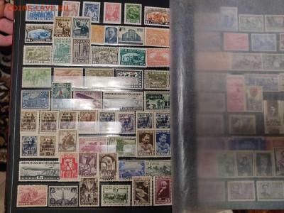 Коллекция марок раннего СССР, на оценку. - IMG_20201125_192626_thumb