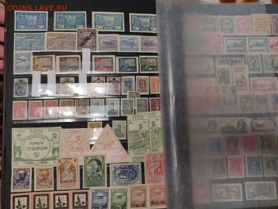 Коллекция марок раннего СССР, на оценку. - IMG_20201125_192457_thumb