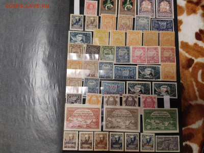 Коллекция марок раннего СССР, на оценку. - IMG_20201125_192420_thumb
