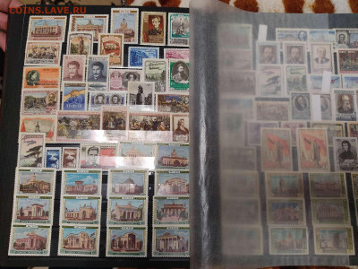 Коллекция марок раннего СССР, на оценку. - IMG_20201125_193225_thumb