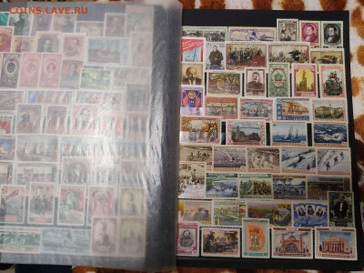 Коллекция марок раннего СССР, на оценку. - IMG_20201125_193207_thumb