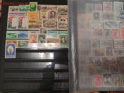 Коллекция марок раннего СССР, на оценку. - IMG_20201125_193127_thumb