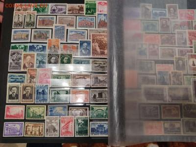 Коллекция марок раннего СССР, на оценку. - IMG_20201125_193059_thumb