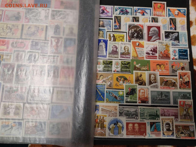 Коллекция марок раннего СССР, на оценку. - IMG_20201125_193703_thumb