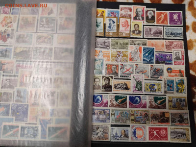 Коллекция марок раннего СССР, на оценку. - IMG_20201125_193632_thumb