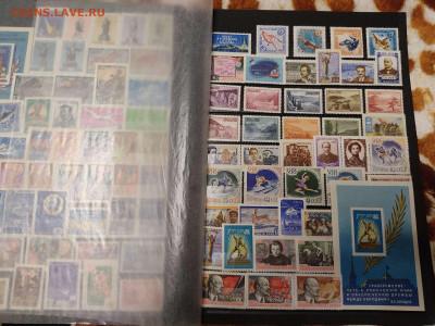 Коллекция марок раннего СССР, на оценку. - IMG_20201125_193539_thumb