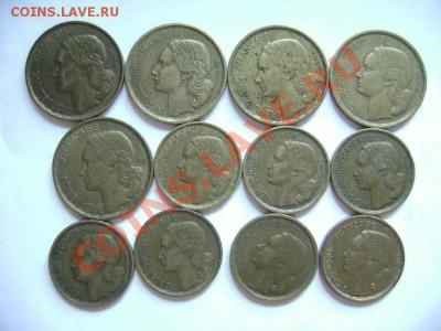 12 монет ФРАНЦИЯ 10 и 20 франков 50-егг - DSC00577.JPG
