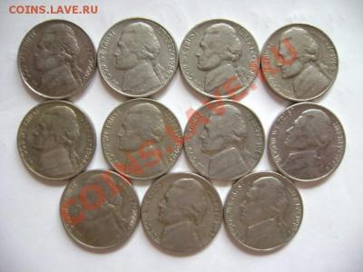 11 монет США 10 центов 1953-2000гг. до 30.09.11г - DSC00590.JPG