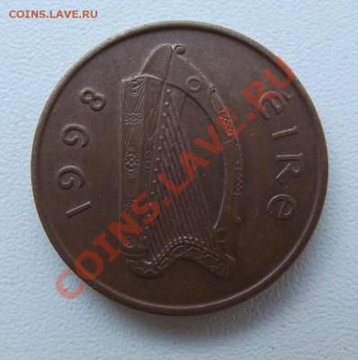 с рубля 2 пенса 1998 год Ирландия до 30.09 до 22-00 - DSCF3871.JPG
