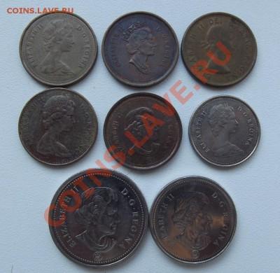 лот монет Канады до 30.09 до 22-00 - DSCF3862.JPG