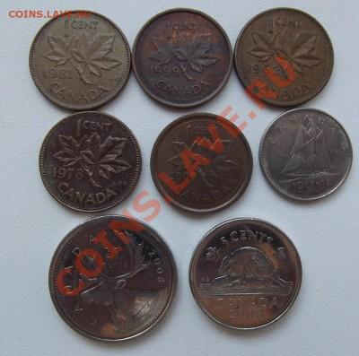 лот монет Канады до 30.09 до 22-00 - DSCF3863.JPG
