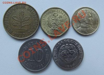 с рубля Лот иностранных монет до 30.09 до 22-00 - DSCF3855.JPG