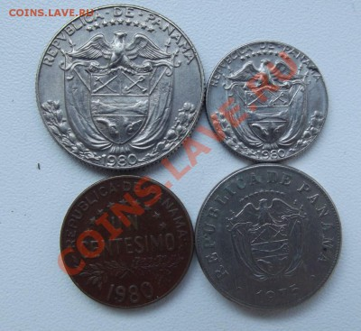 с рубля лот Монет Панамы до 30.09 до 22-00 - DSCF3857.JPG