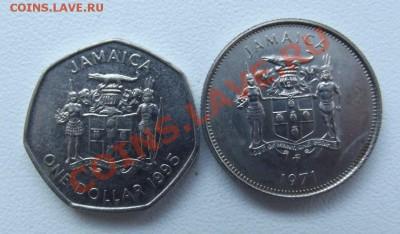 Монеты Ямайки до 30.09 до 22-00 - DSCF3860.JPG