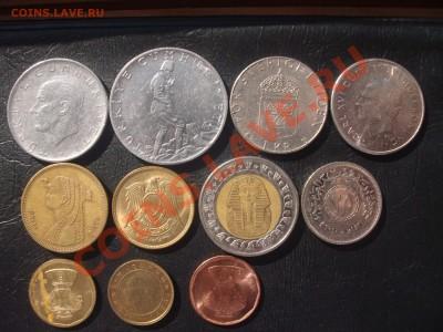 Монеты Египта,Турции и Швеции до 29.09.11 в 21 00 МСК - 2