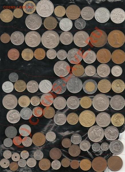 142 - 142 монеты