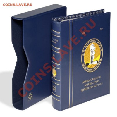 Продам альбомы для квотеров и долларов США по 1500 рублей - clnpqset
