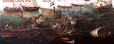 Монеты с Корабликами - Aert Spinola 1603
