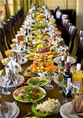 Feniks-2010 с днем рождения!!! - Праздничный стол