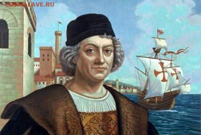 Монеты с Корабликами - Христофор-Колумб-770x515