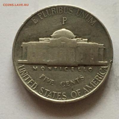 США 5 центов 1945г Р - image-20-11-20-02-45-2