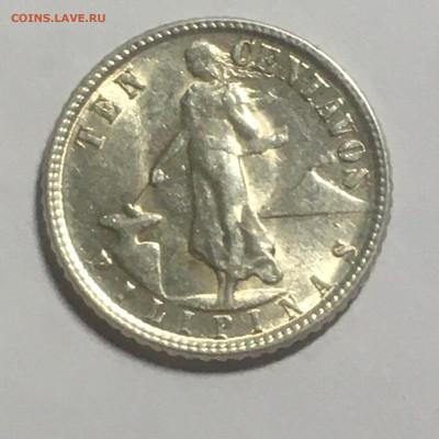 США (Оккупация Филиппин) 10 центов 1945г - image-21-12-20-10-20-1