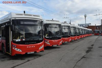 Общественный транспорт - автобус
