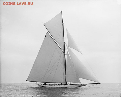 Монеты с Корабликами - 748px-Sloop_Reliance-6