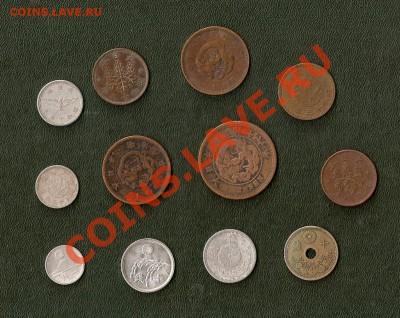 Япония, подборка монет от Мейдзи до Сёва - 12 штук (04.10) - 0006_1~1.JPG