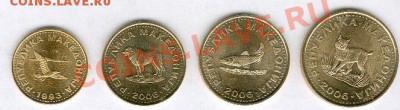 Монеты Европы. Пополняемая. - Macedonia_4_2