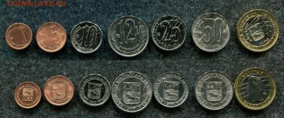 Венесуэла  1, 5, 10, 12,5, 25, 50 центимо,1 боливар до 18.01 - img452_copy_3302x1373