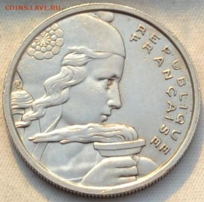 Франция 100 франков 1955. 16. 01. 2021 в 22 - 00. - DSC_0637.JPG