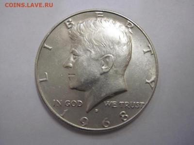Полдоллара США 1968 до 16.01.21 - IMG_7503.JPG
