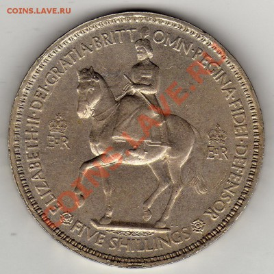 Великобритания крона 1953 до 06.10.11 в 22.00мск (629) - img156