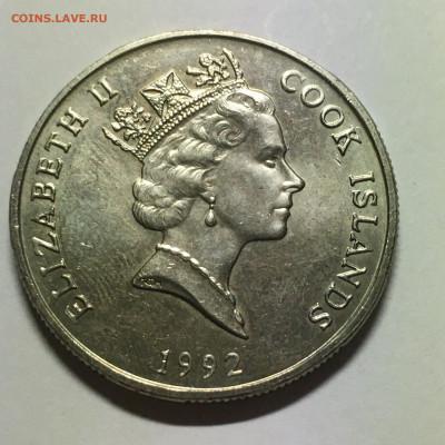Острова Кука 50 центов, 1992г - image-14-01-21-06-57