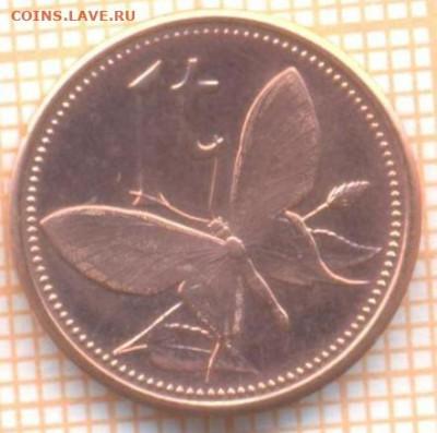 Папуа-Новая Гвинея 1 тойя 2004 г., до 21.01.2021 г. 22.00 по - Папуа Новая Гвинея 1 тойя 2004 2542а