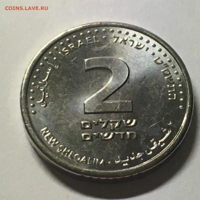 Израиль 2 новых шекеля, 5769 (2009) - image-16-01-21-06-52-5