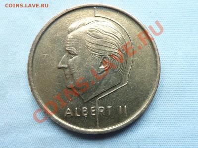 БЕЛЬГИЯ 5 франков 1994г. до 7.10.11 в 22-00 - MEMO0073.JPG