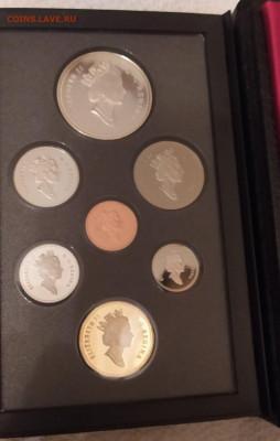 Набор монет - мон1