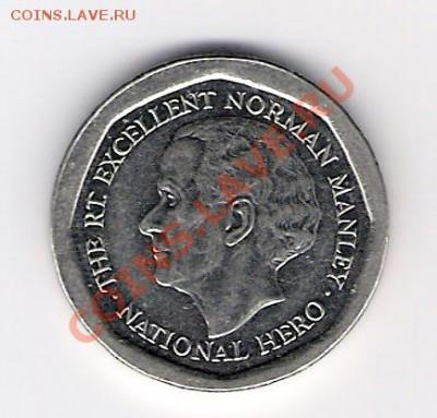 ЯМАЙКА 5 долларов 1994, до 08.10.11 22-00мск. - сканирование0094